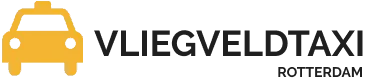 Vliegveldtaxi Rotterdam logo